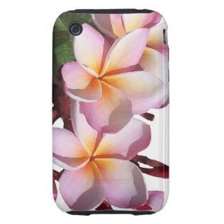 Flowers Floral Garden Blossoms iPhone 3 Tough Case