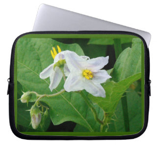 Flowers Floral Garden Blossoms Photography Laptop Sleeves