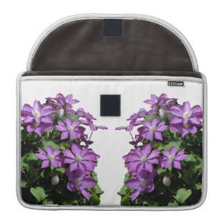Flowers Floral Garden Photography Sleeves For MacBook Pro