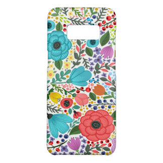 Flowers Flowers Ladybug Case-Mate Samsung Galaxy S8 Case
