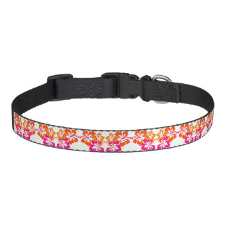 Flowers for Fluffy Dog or Cat Collar