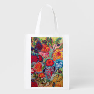 Flowers for Jenna Market Tote