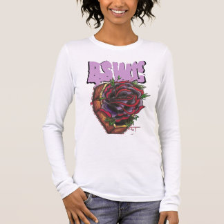 Flowers for the Dead Long Sleeve T-Shirt