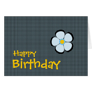 Flowers For You Happy Birthday Cards