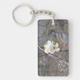 Flowers Forever Keychain