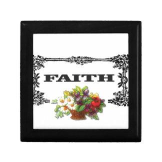 flowers framed in faith gift boxes