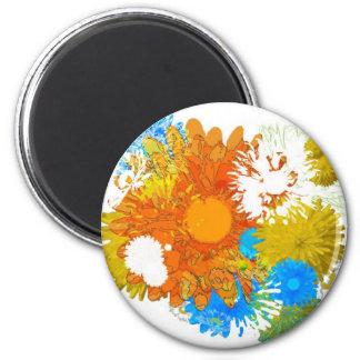 Flowers Galore Magnet