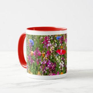 """""""Flowers Galore"""" Mug"""