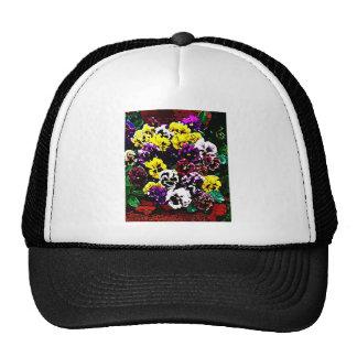 Flowers Galore Trucker Hat