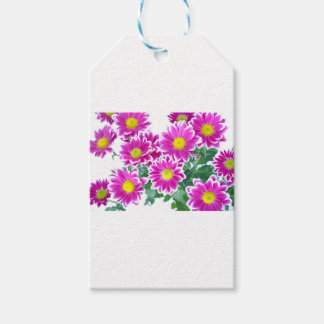 Flowers Gift Tags