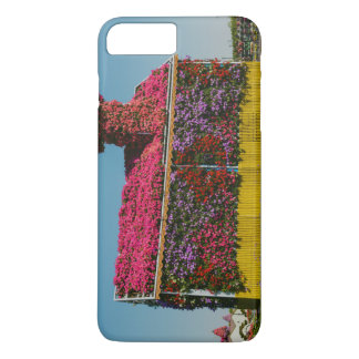 Flowers house in Dubai Miracle Garden iPhone 7 Plus Case