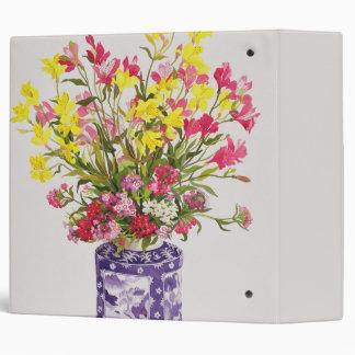 Flowers in a Chinese Jar Binders