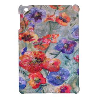Flowers in a Field of Green iPad Mini Case