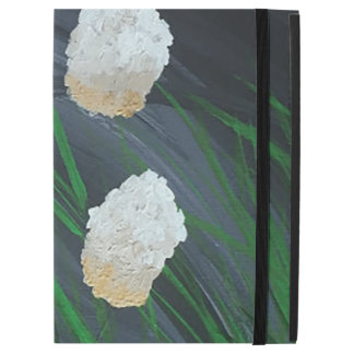 "Flowers in a Storm iPad Pro 12.9"" Case"