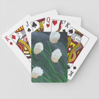 Flowers in a Storm Playing Cards
