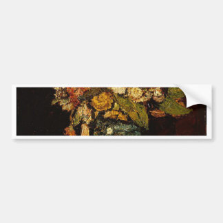 Flowers in a Vase Bumper Sticker
