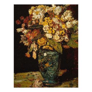 Flowers in a Vase Letterhead