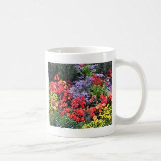Flowers in Anchorage, Alaska, USA Coffee Mug