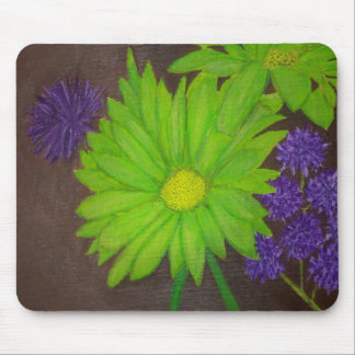 Flowers in Garden Mouse Pad