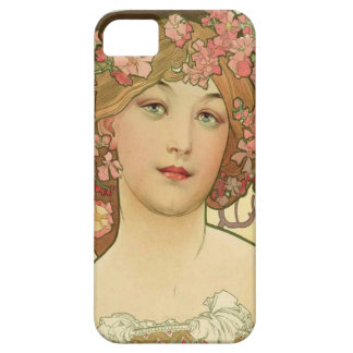 Flowers in her Hair Case For The iPhone 5
