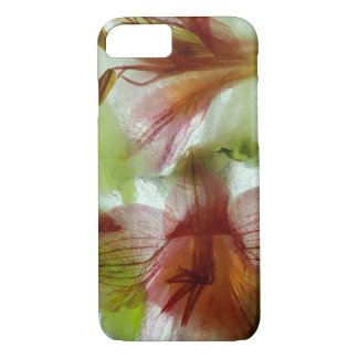 Flowers in ice iPhone 7 case