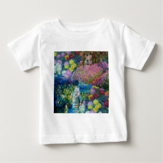 Flowers in Monet's garden are unique Baby T-Shirt