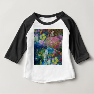 Flowers in Monet's garden are unique Baby T-Shirt