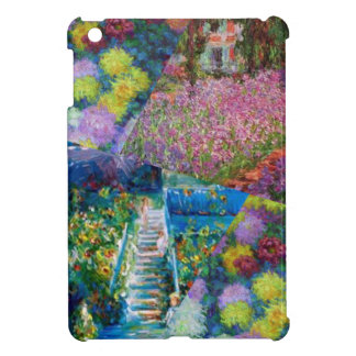 Flowers in Monet's garden are unique Case For The iPad Mini