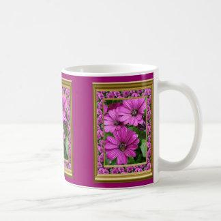 Flowers in my garden coffee mugs
