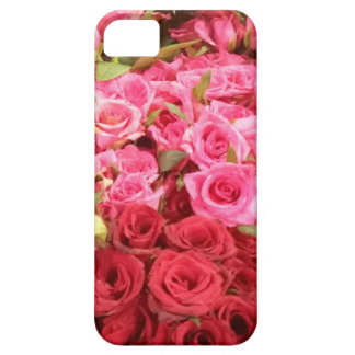 Flowers in the Philippines, pink and red roses iPhone 5 Case