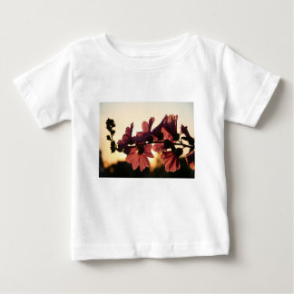Flowers in the Sunset Baby T-Shirt