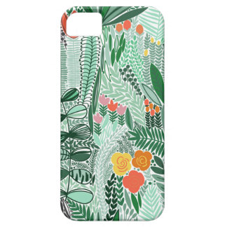 Flowers Indonesia ethno design Case For The iPhone 5