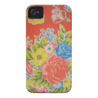 Flowers iPhone 4 case