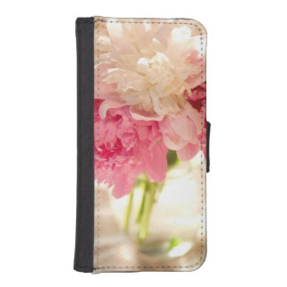 Flowers iPhone 5/5s Wallet Case