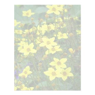 flowers letterhead