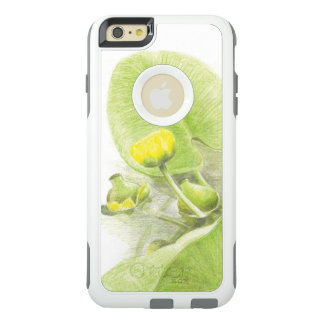 Flowers lilies OtterBox iPhone 6/6s plus case