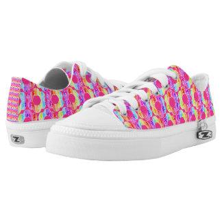 flowers Low-Top sneakers