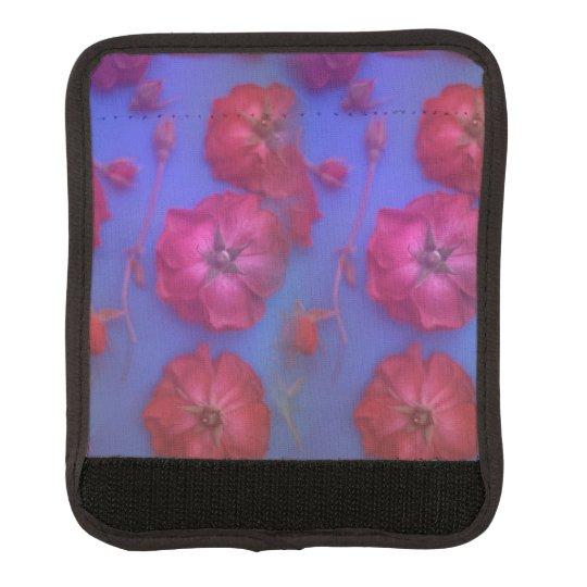 Flowers Luggage Handle Wrap