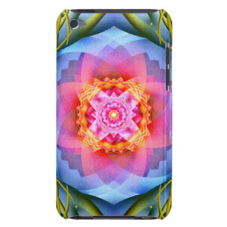 Flowers Mandala Barely There iPod Case