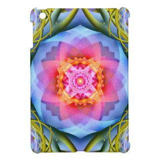 Flowers Mandala iPad Mini Covers