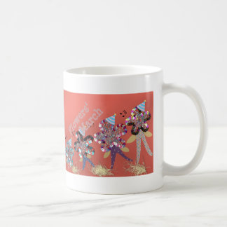 Flowers' March Coffee Mug