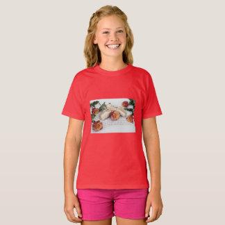 Flowers & Music T-Shirt
