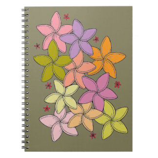 Flowers Notebooks