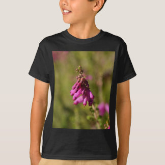 Flowers of a Dorset heath (Erica cilaris) T-Shirt