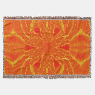 Flowers of Atlantis 46 SDL Throw Blanket