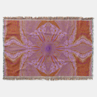 Flowers of Atlantis 91 SDL Throw Blanket