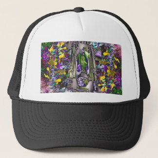 Flowers of Evil Trucker Hat