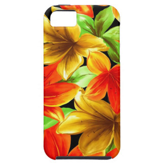 Flowers of Paradise iPhone 5 Covers