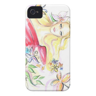 Flowers Of Romance iPhone 4 Cover