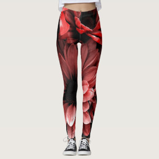 Flowers of the Afterlife Leggings
